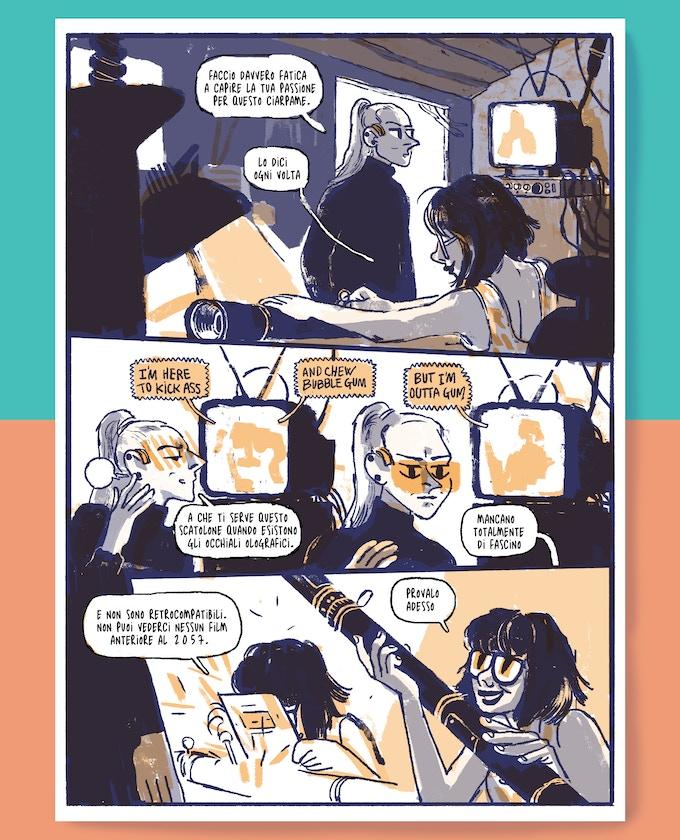 Comics by LaCame