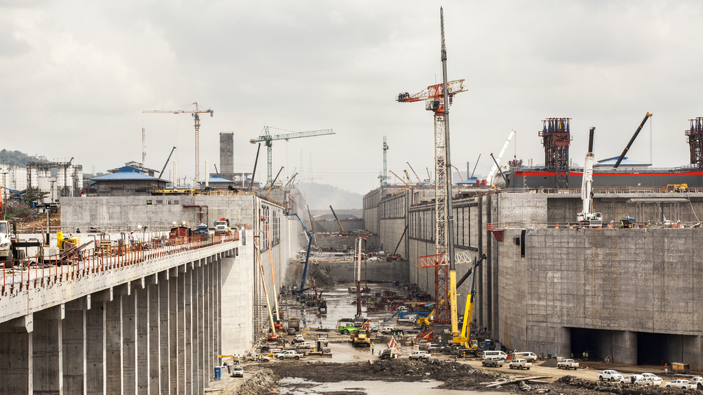 This is Panama : a photo book on the Canal Expansion Project project video thumbnail