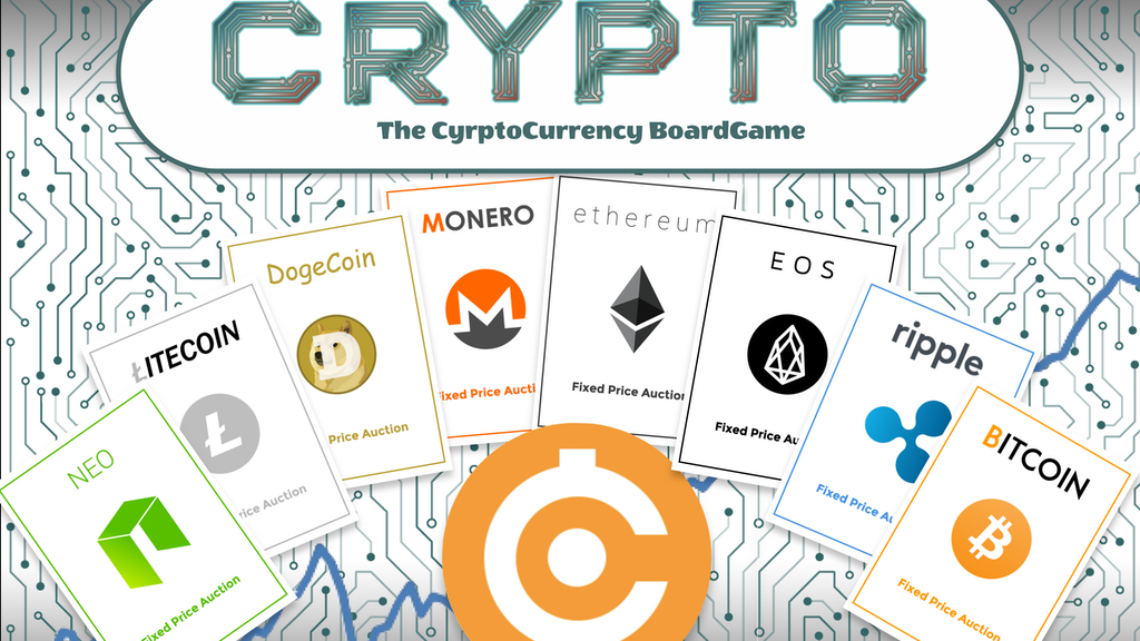 Crypto: The Cryptocurrency Board Game (Canceled)