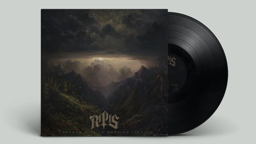 RIPIS - Shadow Dies in Morning Light [Vinyl Pressing]