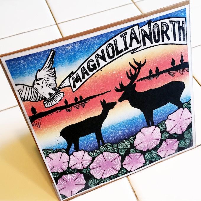 CD with Album Art