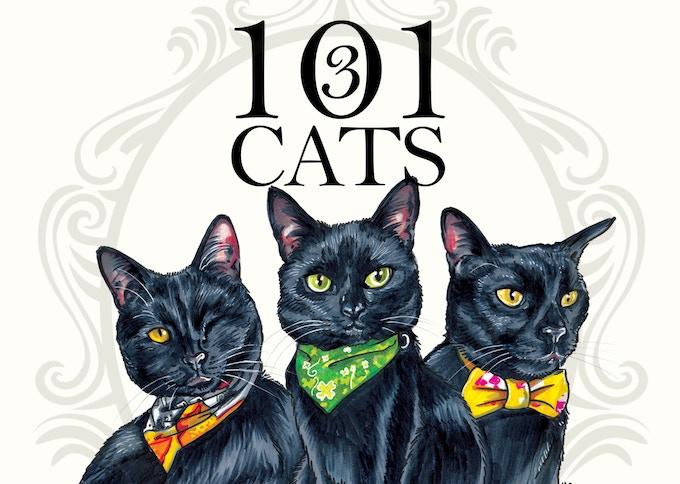 101 Cats - Volume 3