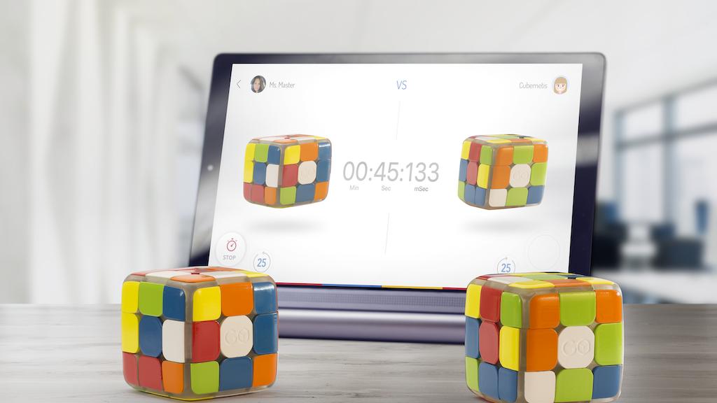 GoCube | The Classic Puzzle Reinvented