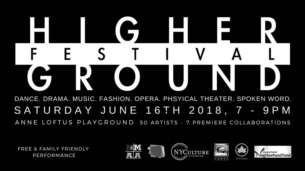 2018 HIGHER GROUND FESTIVAL - HG PREMIERES PERFORMANCE project video thumbnail