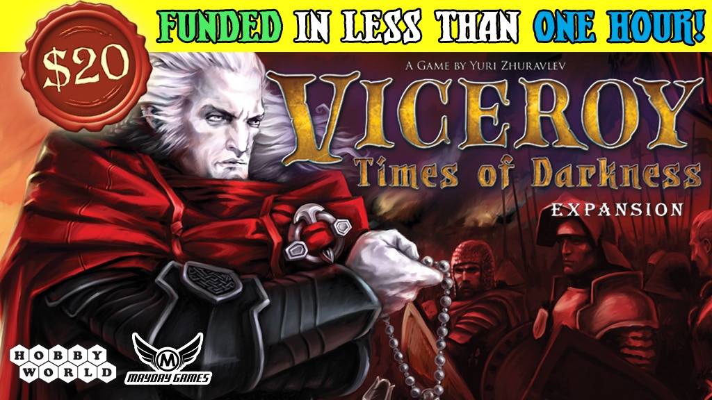 Viceroy: Times of Darkness project video thumbnail