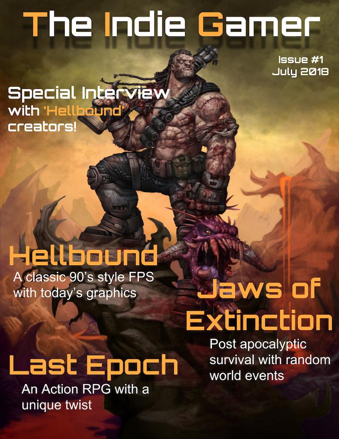 The Indie Gamer Magazine by Jeff Porter — Kickstarter