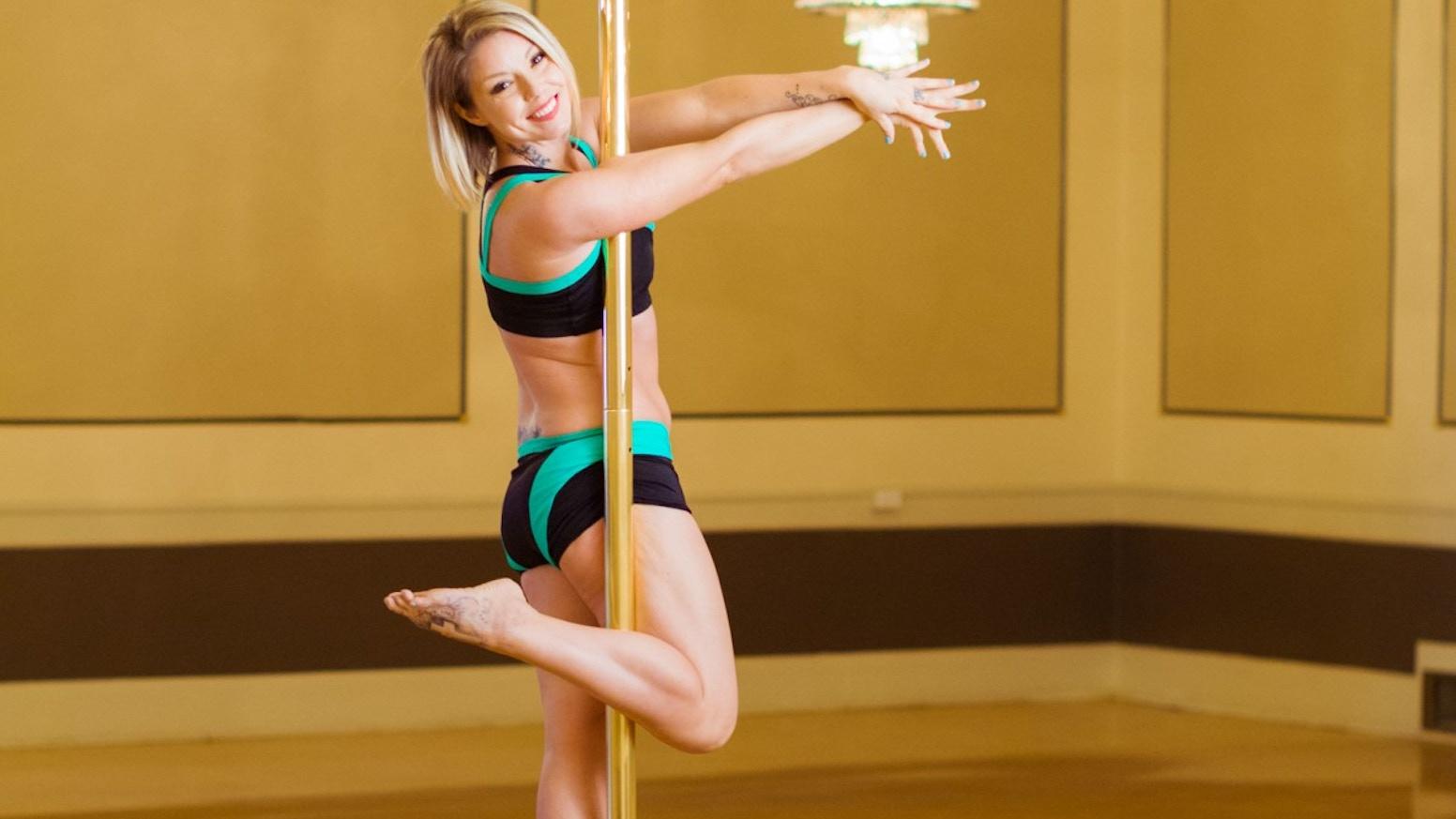a6c1eb3a06 Pole dance fitness studio opening in Spokane, Washington! by Brittni ...