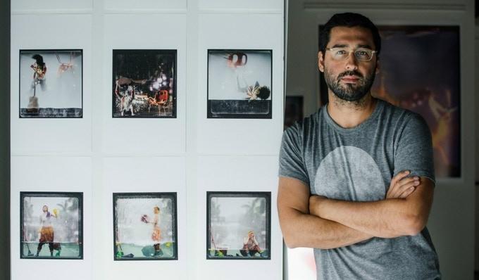 Multimedia Director + Artist Lars Jan