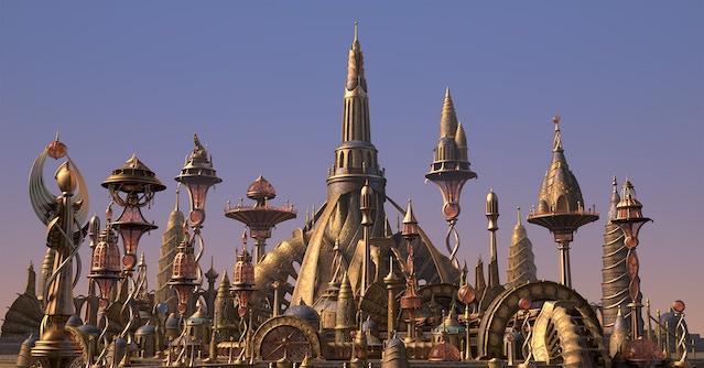 Y'MAA City by Nicolas