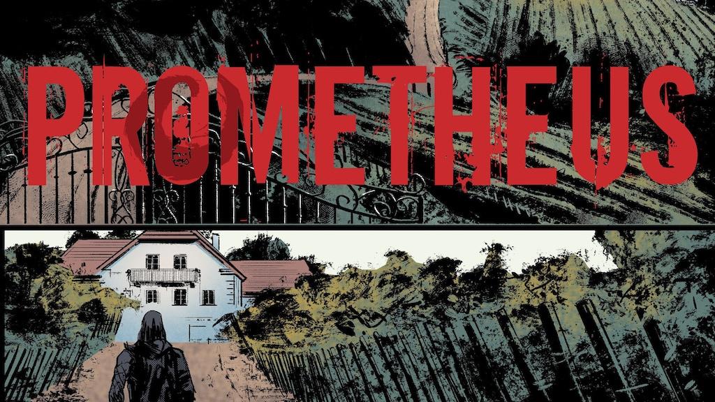 Prometheus #3 project video thumbnail