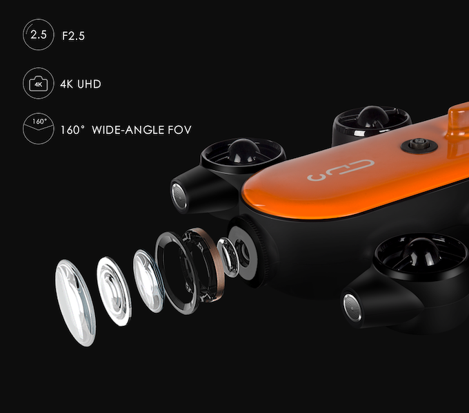 titan the deepest diving underwater drone for everyone