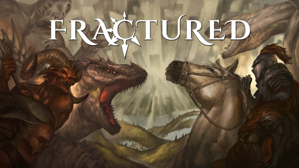 Fractured - The Dynamic MMO project video thumbnail