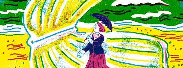 illustration by Maria Gabriella Gasparri