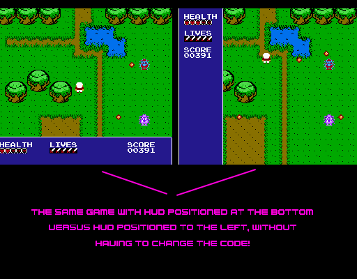 Project Updates for The New 8-bit Heroes: New NES game and creation