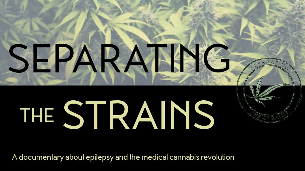 Separating The Strains: a medical cannabis & epilepsy film is the top crowdfunding project launched today. Separating The Strains: a medical cannabis & epilepsy film raised over $26219 from 95 backers. Other top projects include Fine Bone Porcelain Sex Toys, Bike Sculptures along the Nickel Plate Bike Trail in Indiana, ...
