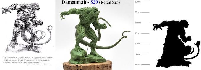 Damsumah