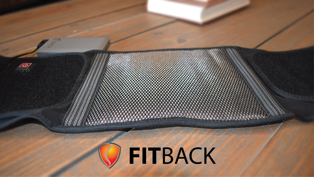 FitBack- The World's Most Advanced Heat Therapy project video thumbnail