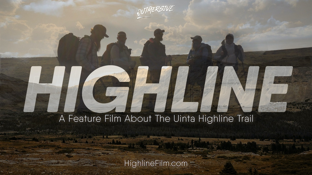 Highline: A feature documentary on the Uinta Highline Trail project video thumbnail