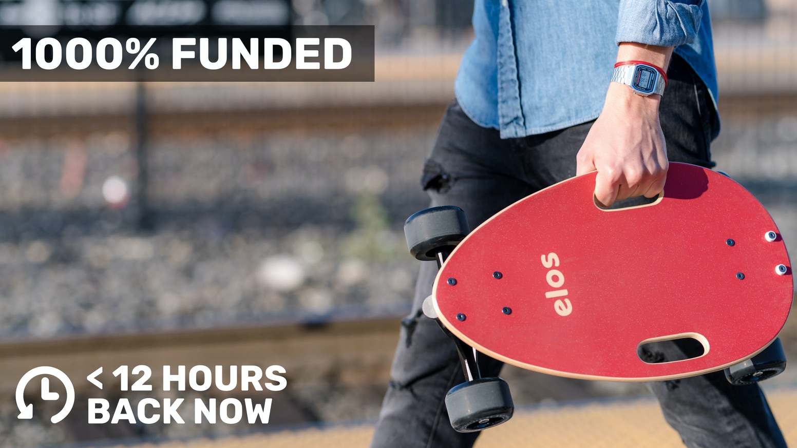 An easy to learn mini-cruiser built for urban commuters and non-skateboarders. Cut travel time in half while enjoying your commute. An unique Christmas gift.