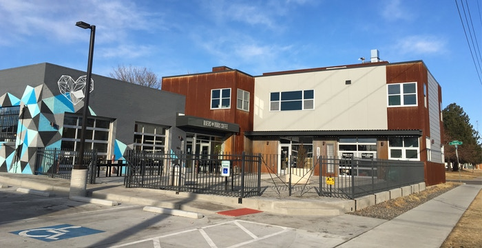 Flux Studio LLC is a community focused glass studio and gallery in Denver, Colorado.