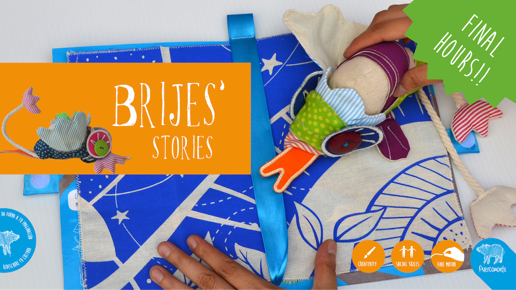 Brijes' Stories: Unleash creativity and shape your own story project video thumbnail