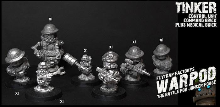 WARPOD: The Battle Of Junker Forge by Anton Ducrot — Kickstarter