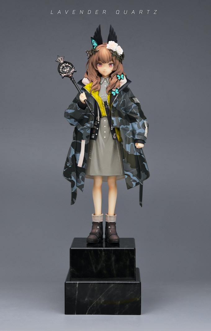 Limited Edition Lana Torabishi: Blue Camouflage Version Figure