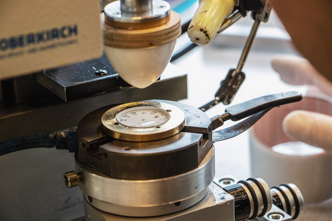 Dial manufacturing in Germany