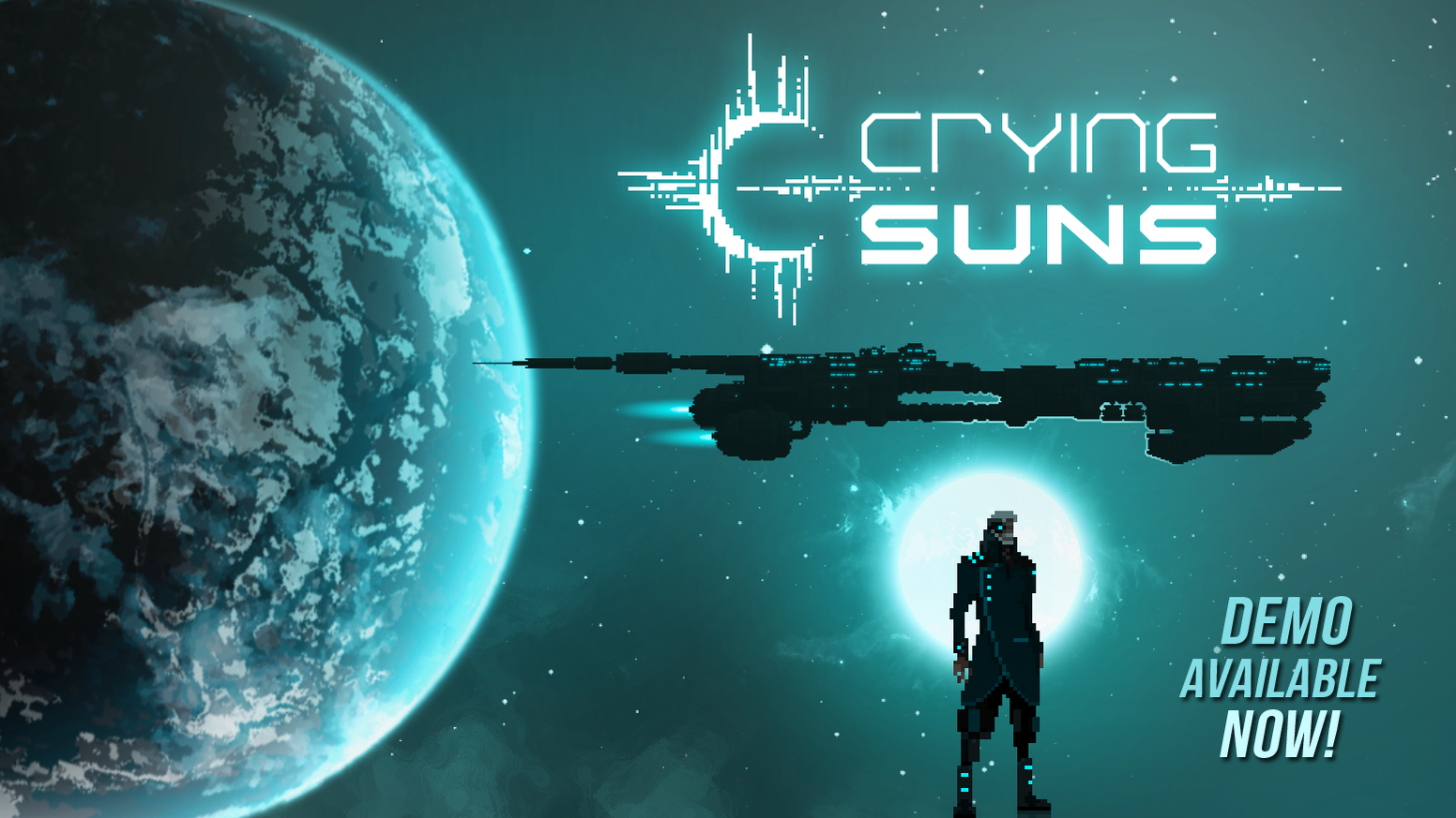 Crying Suns by Alt Shift — Kickstarter