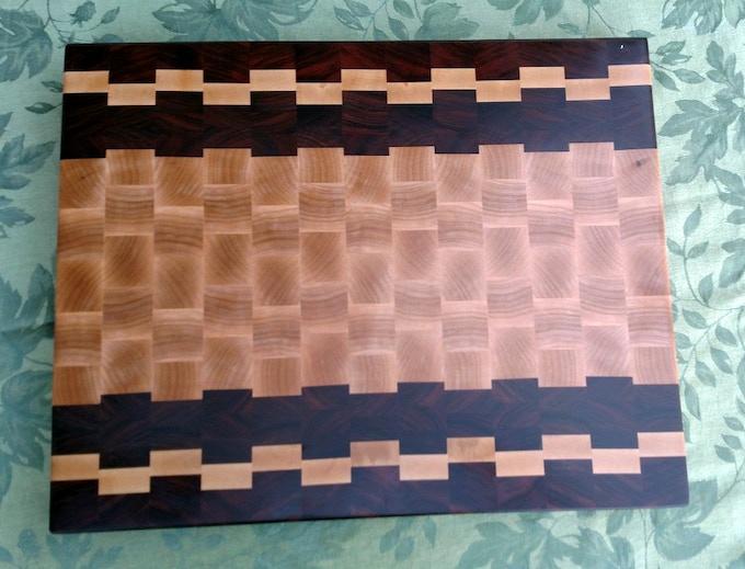The Best Cutting Board in an alternate design.