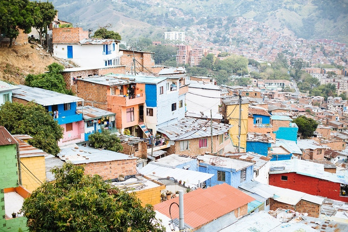 Learn about the grand social transformation of Medellín