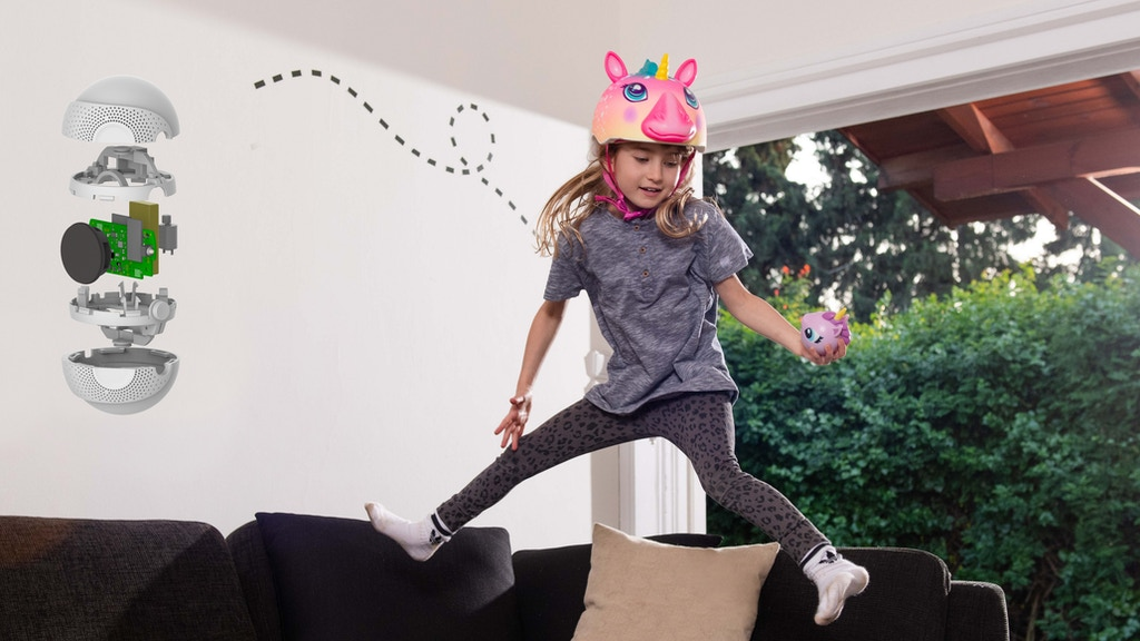 Keeping kids active with the world's smartest screenfree toy project video thumbnail