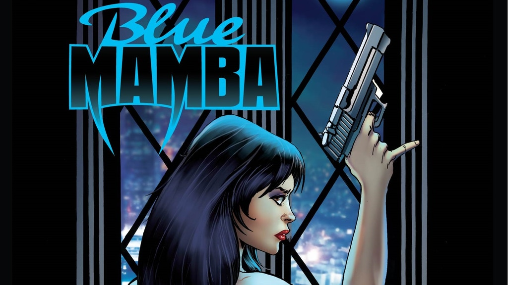 Project image for Blue Mamba Comic #1 (Canceled)