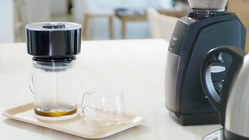 FrankOne: The First One-Touch Coffee and Cold Brew Maker