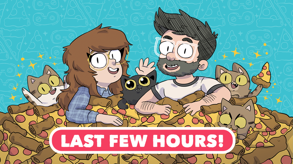 Our Super Adventure: Video Games and Pizza Parties (Vol. 2) project video thumbnail