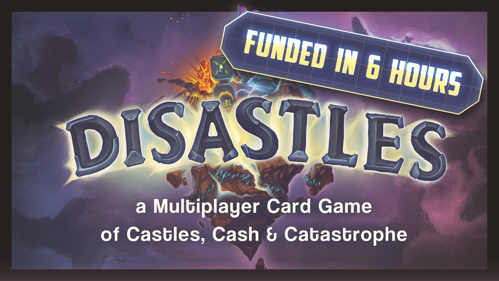 Disastles - A Game of Castles, Cash and Catastrophe! project video thumbnail