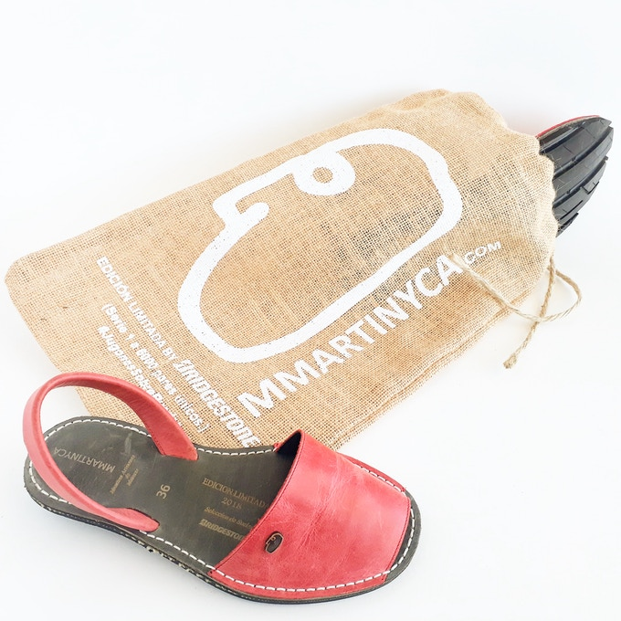 95b095a2272f MMARTINYCA  Menorcan Sandals Made with 100% Recycled Tires by ...