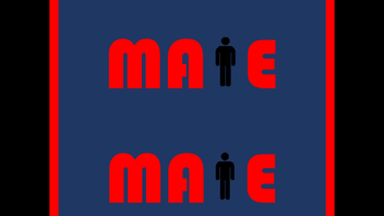 MALE MATE: for MALES who need a MATE