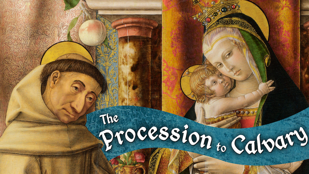 The Procession to Calvary project video thumbnail