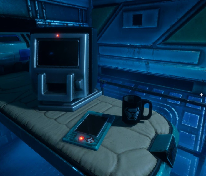 Project Updates for System Shock on BackerKit Page 4