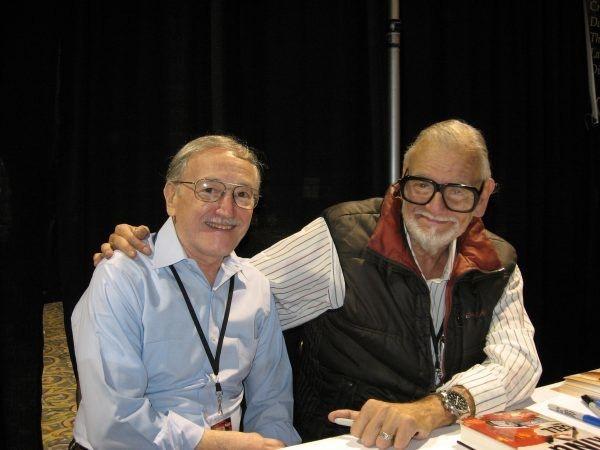 John Russo and George Romero