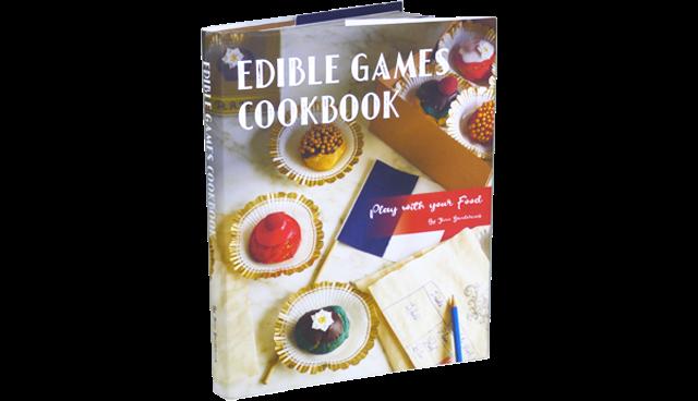 Mockup of Final Cookbook