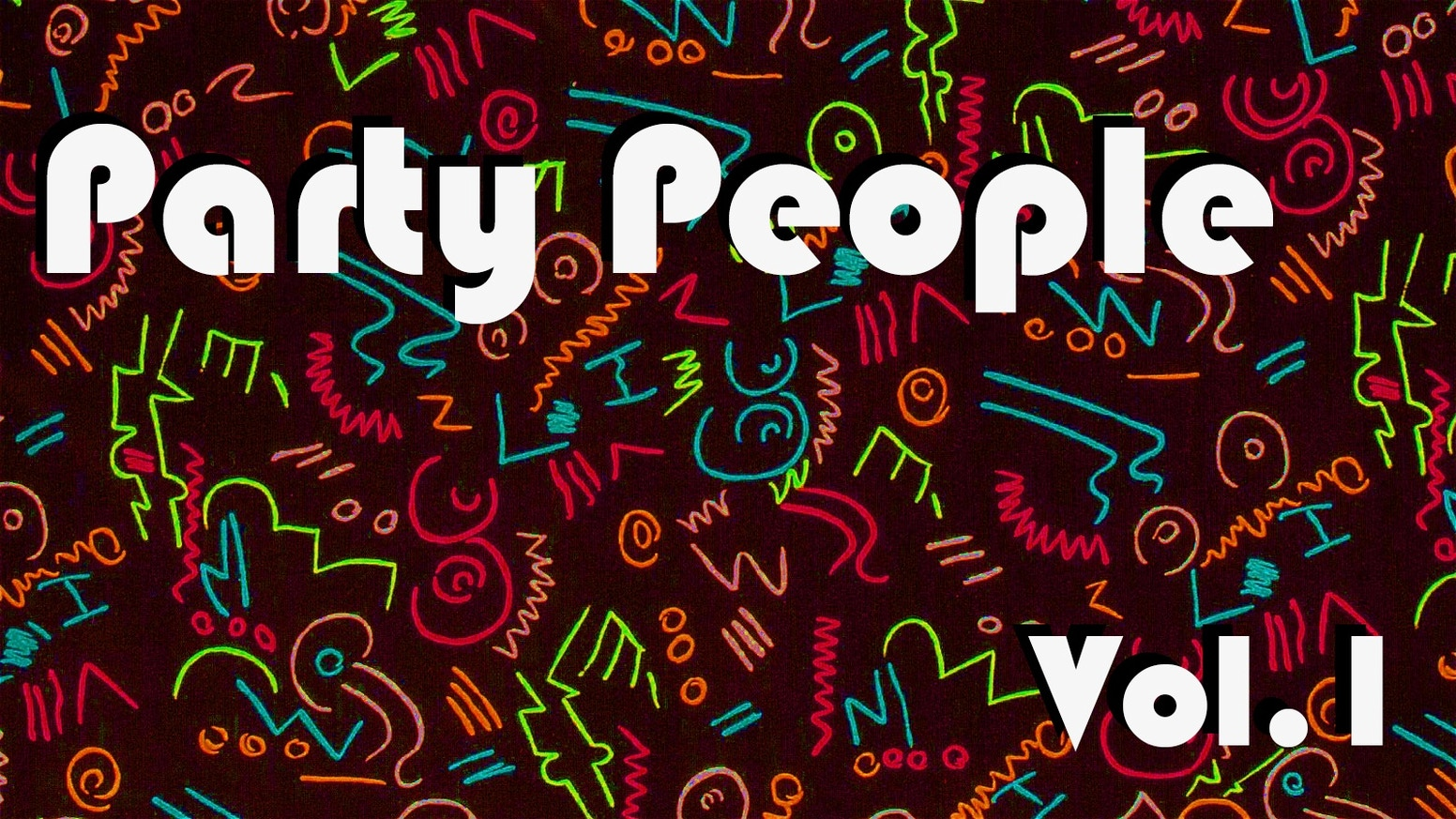 Party People Vol  1 by Hayley Hodson » That's a wrap