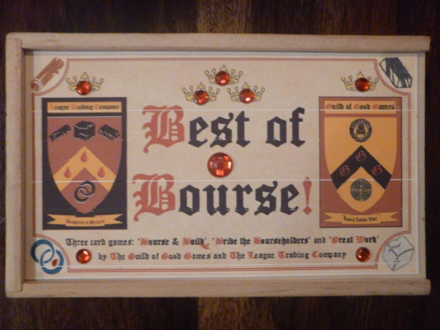 Best of Bourse box decorated with Blood Red Rubies