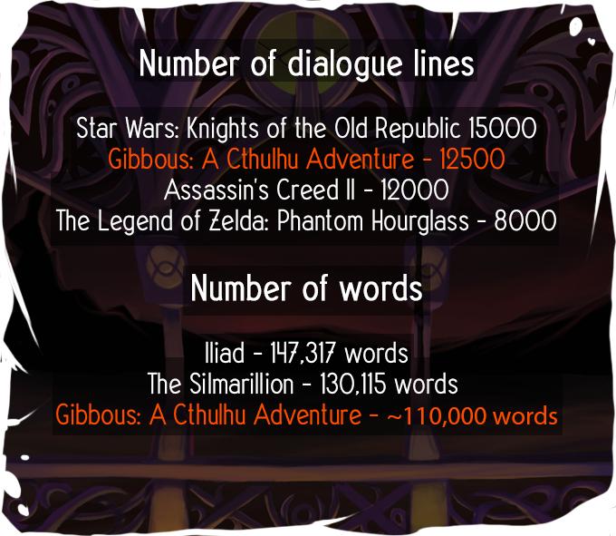 Gibbous - A Cthulhu Adventure by Stuck In Attic — Kickstarter
