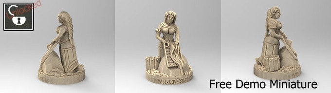 Click image to download sample miniature