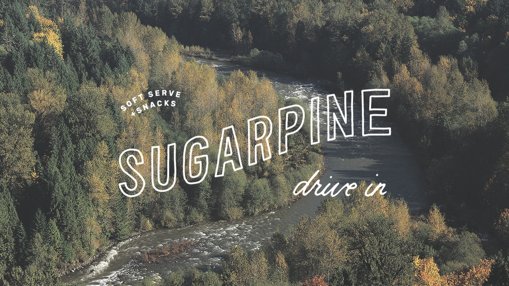 Sugarpine Drive-In project video thumbnail