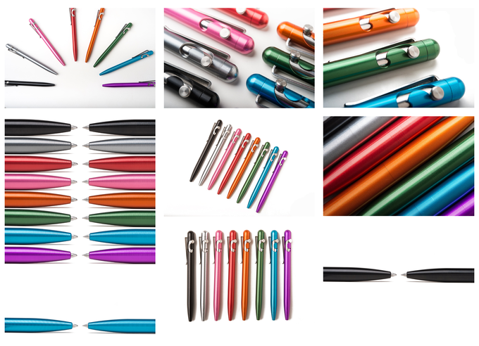 Click here to see a full gallery of high resolution images of these pens!