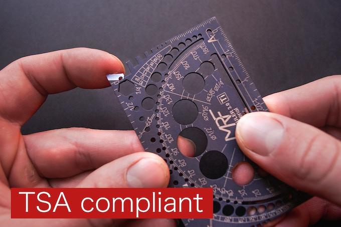TSA Compliant