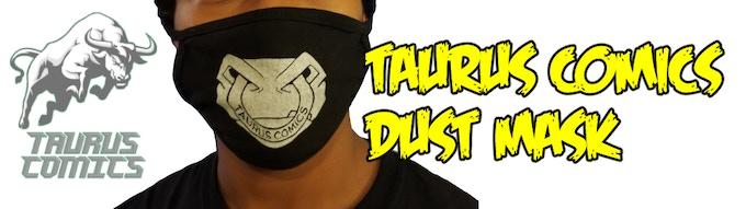 Taurus Comics dust mask